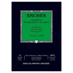 PAD ARCHES® WC COLD PRESSED 300gsm A3 12SHT  (139468) **NEW** *Back to College Sale*