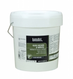 MEDIUM LIQUITEX 5016 GLOSS+VARNISH 128OZ 3.78LT *Special Order Only*