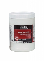 MEDIUM LIQUITEX 5532 MODELLING PASTE 32 OZ,946,ML