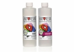 ART RESIN 2 PART KIT 500ML NON TOXIC (250ML Resin + Hardener)