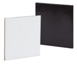 MAGNETIC SQUARE CANVAS BOARD 7.5CM X 7.5CM PACK OF 4 14925