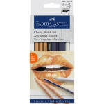 FABER-CASTELL CLASSIC SKETCH PENCIL SET 6 14417