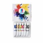 ART SPECTRUM GOUACHE 22.5ML TUBE SET OF 6