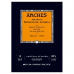 PAD ARCHES® WC ROUGH 300gsm A4 12SHT  (139466)