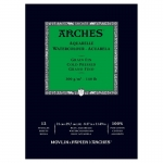 PAD ARCHES® WC COLD PRESSED 300gsm A4 12SHT  (139467) **NEW** *Back to College Sale*