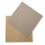 LINO SQUARES GREY 150X150MM 6X6INCH  Pack of 10