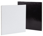 MAGNETIC SQUARE CANVAS BOARD 15CM X 15CM PACK OF 4 14926