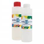 RESIN MASTERCAST 121 NON-TOXIC 2 PART KIT 400ML (200ML Resin + hardener) 14815