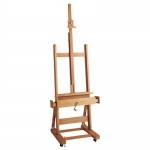 EASEL MABEF M04 DELUXE LARGE STUDIO ON WHEELS *While Stocks Last* * Web Special*