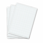 GRAPH PAPER AS5012 A4 5MM REAM OF 500