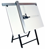 DRAFTING MACHINE FULL UNIT 76CMX107CM BOARD AND STAND 626D WITH SCALES *Order Only*