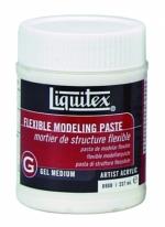 MEDIUM LIQUITEX FLEXIBLE MODELLING PASTE 237ML *JUNE SALE*