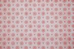 TISSUE TRANSFER TP2P: RED WALL FLOWER SMALL (37cm x 51cm)
