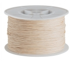 JEWELLERY CORD BEADING NATURAL 100m 14365