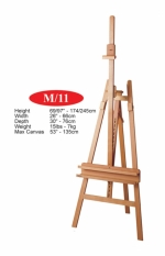 EASEL MABEF M11 INCLINABLE LYRE * Web Special*