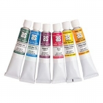 PAINT GOUACHE ART SPECTRUM 22.5ML BLACK